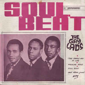 The Gaylads - Soul Beat - Album Cover