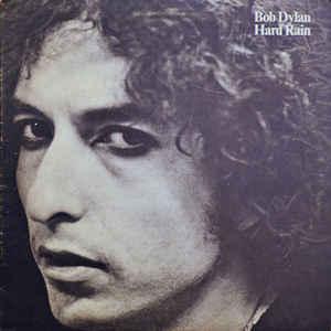 Bob Dylan - Hard Rain - Album Cover