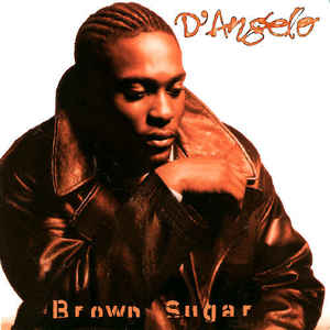 D'Angelo - Brown Sugar - Album Cover