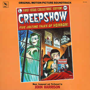 Creepshow (Original Motion Picture Soundtrack) - Album Cover - VinylWorld