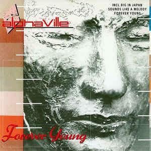 Alphaville - Forever Young - Album Cover
