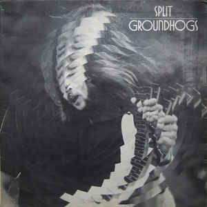 The Groundhogs - Split - Album Cover