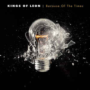 Kings Of Leon - Because Of The Times - Album Cover