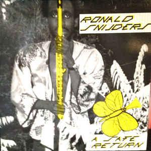 Ronald Snijders - A Safe Return - VinylWorld