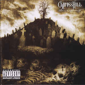 Cypress Hill - Black Sunday - Album Cover