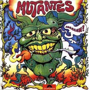 Os Mutantes - Jardim Elétrico - Album Cover