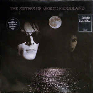 The Sisters Of Mercy - Floodland - Album Cover