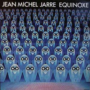Jean-Michel Jarre - Equinoxe - VinylWorld