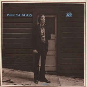Boz Scaggs - Boz Scaggs - Album Cover