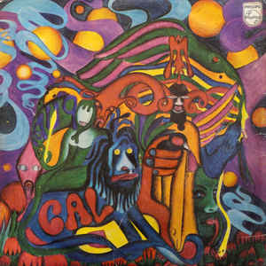 Gal Costa - Gal - Album Cover