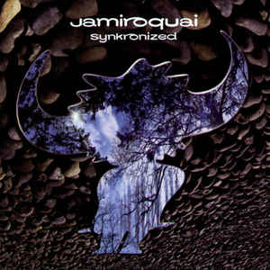 Jamiroquai - Synkronized - Album Cover