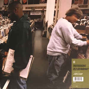 Endtroducing..... - Album Cover - VinylWorld