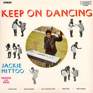 Jackie Mittoo - Keep On Dancing - VinylWorld