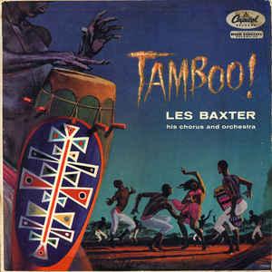 Tamboo! - Album Cover - VinylWorld