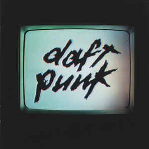 Daft Punk - Human After All - Album Cover