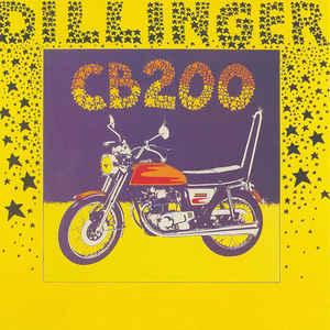 Dillinger - CB 200 - Album Cover