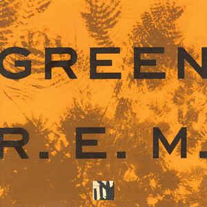 R.E.M. - Green - Album Cover