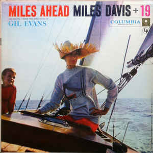 Miles Ahead - Album Cover - VinylWorld