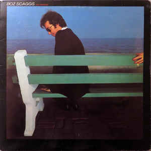 Boz Scaggs - Silk Degrees - Album Cover
