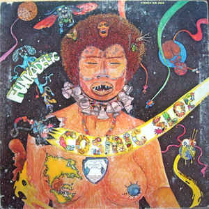 Cosmic Slop - Album Cover - VinylWorld