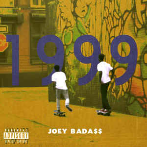 Joey Bada$$ - 1999 - Album Cover