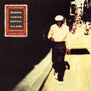 Buena Vista Social Club - Buena Vista Social Club - Album Cover
