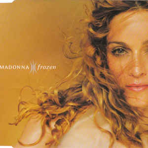Madonna - Frozen - Album Cover