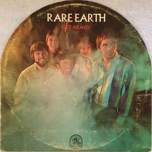 Rare Earth - Get Ready - VinylWorld