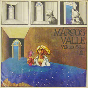 Marcos Valle - Vento Sul - Album Cover