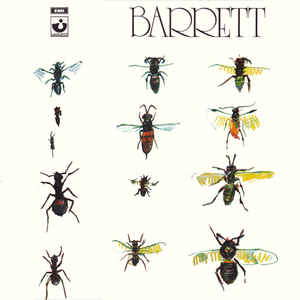 Syd Barrett - Barrett - Album Cover