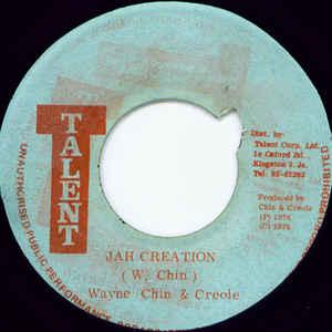 Wayne Chin - Jah Creation - VinylWorld