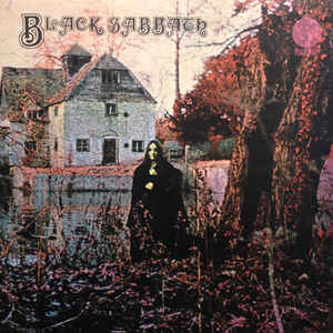 Black Sabbath - Album Cover - VinylWorld