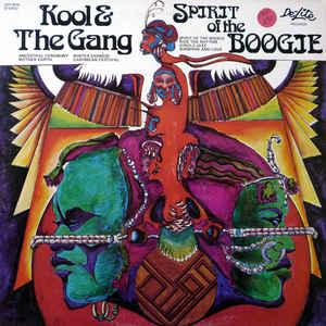 Kool & The Gang - Spirit Of The Boogie - Album Cover