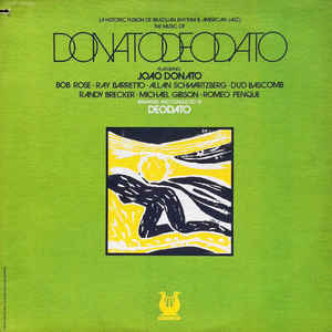 DonatoDeodato - Album Cover - VinylWorld