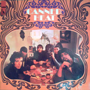 Canned Heat - Album Cover - VinylWorld