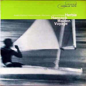 Maiden Voyage - Album Cover - VinylWorld
