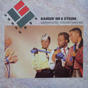 Hangin' On A String (Contemplating) (Extended Dance Mix) - Album Cover - VinylWorld