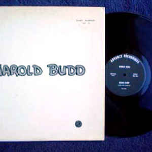 Harold Budd - The Oak Of The Golden Dreams - Album Cover