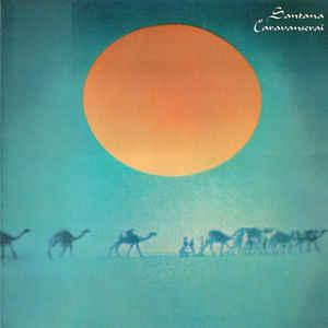 Santana - Caravanserai - Album Cover