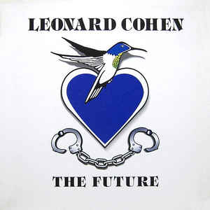 Leonard Cohen - The Future - Album Cover