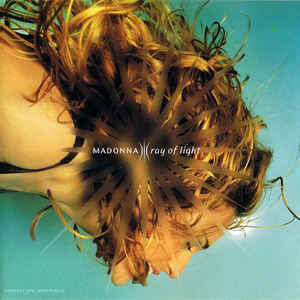 Madonna - Ray Of Light - Album Cover