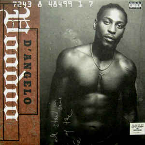D'Angelo - Voodoo - Album Cover