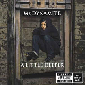 Ms. Dynamite - A Little Deeper - Album Cover