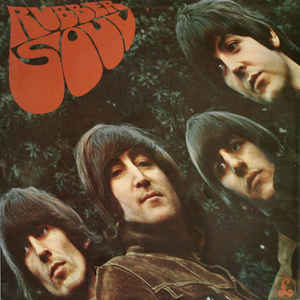 Rubber Soul - Album Cover - VinylWorld