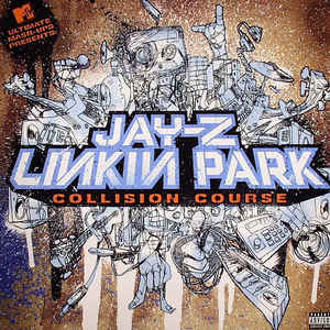 Jay-Z - Collision Course - Album Cover