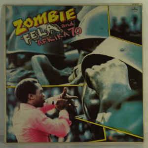 Zombie - Album Cover - VinylWorld