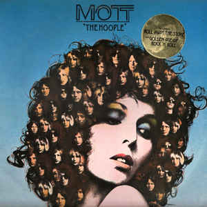 Mott The Hoople - The Hoople - Album Cover