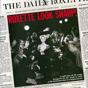 Roxette - Look Sharp! - Album Cover