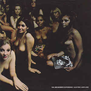 The Jimi Hendrix Experience - Electric Ladyland - Album Cover