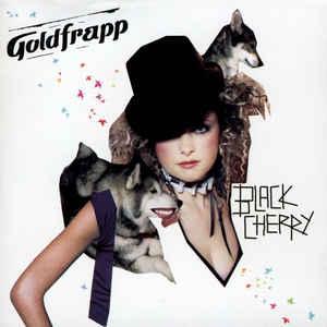 Goldfrapp - Black Cherry - Album Cover